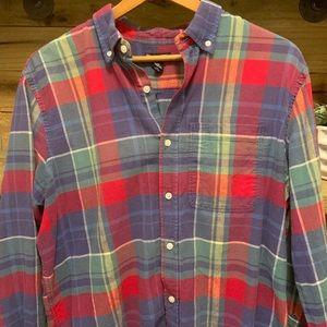 Gap - Linen-Cotton Shirt in Standard Fit
